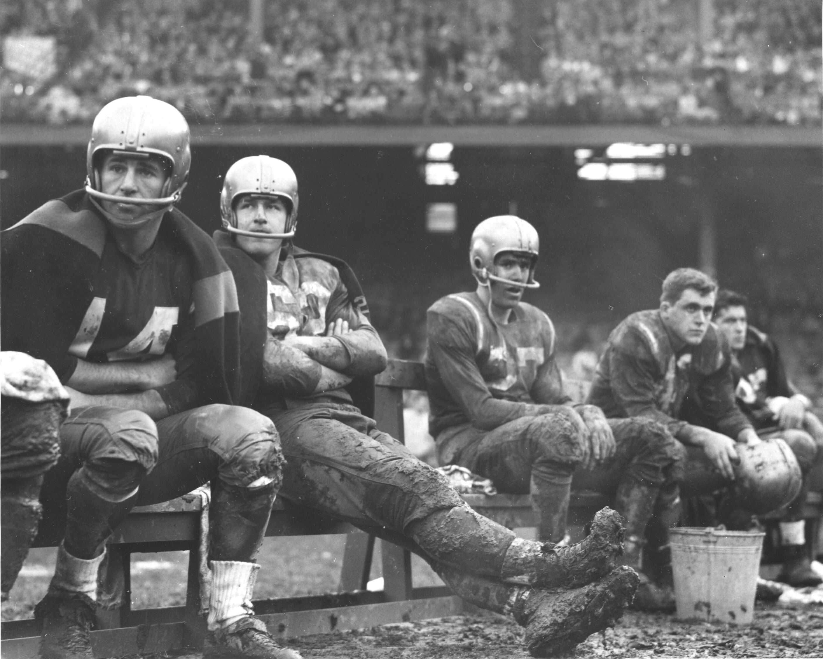 Rowe's Photographs of the Washington Redskins | The Unwritten Record