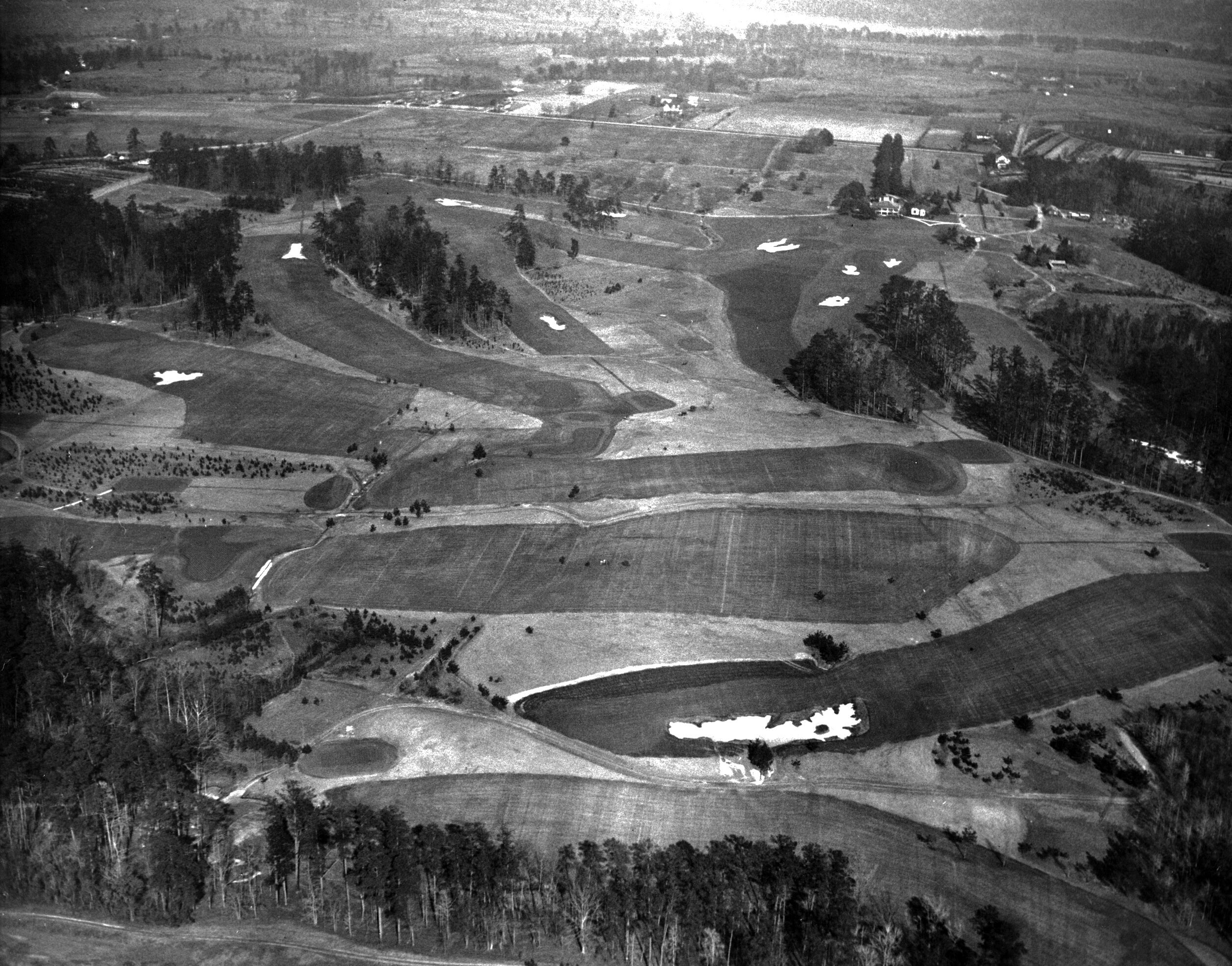 Images of the week historic golf courses the unwritten record