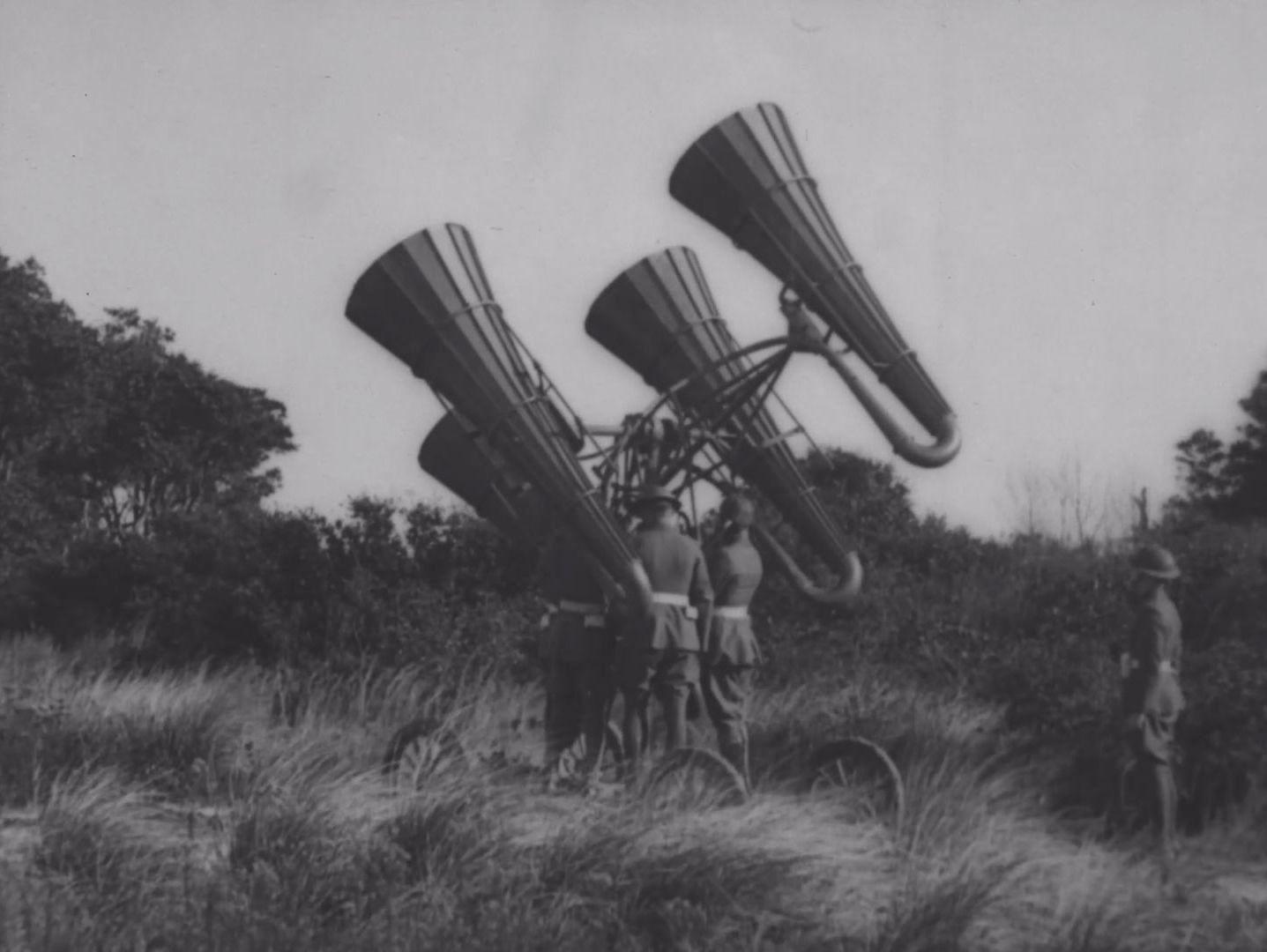 1ère querre mondiale /WWI  Soundlocator1a