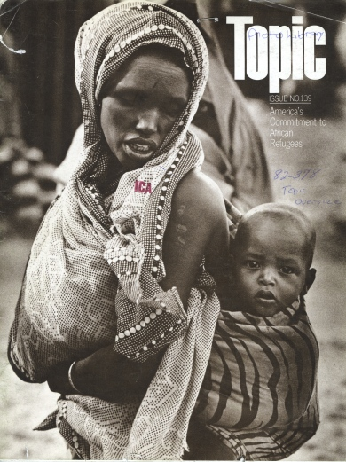 Topic Magazine, Issue 139