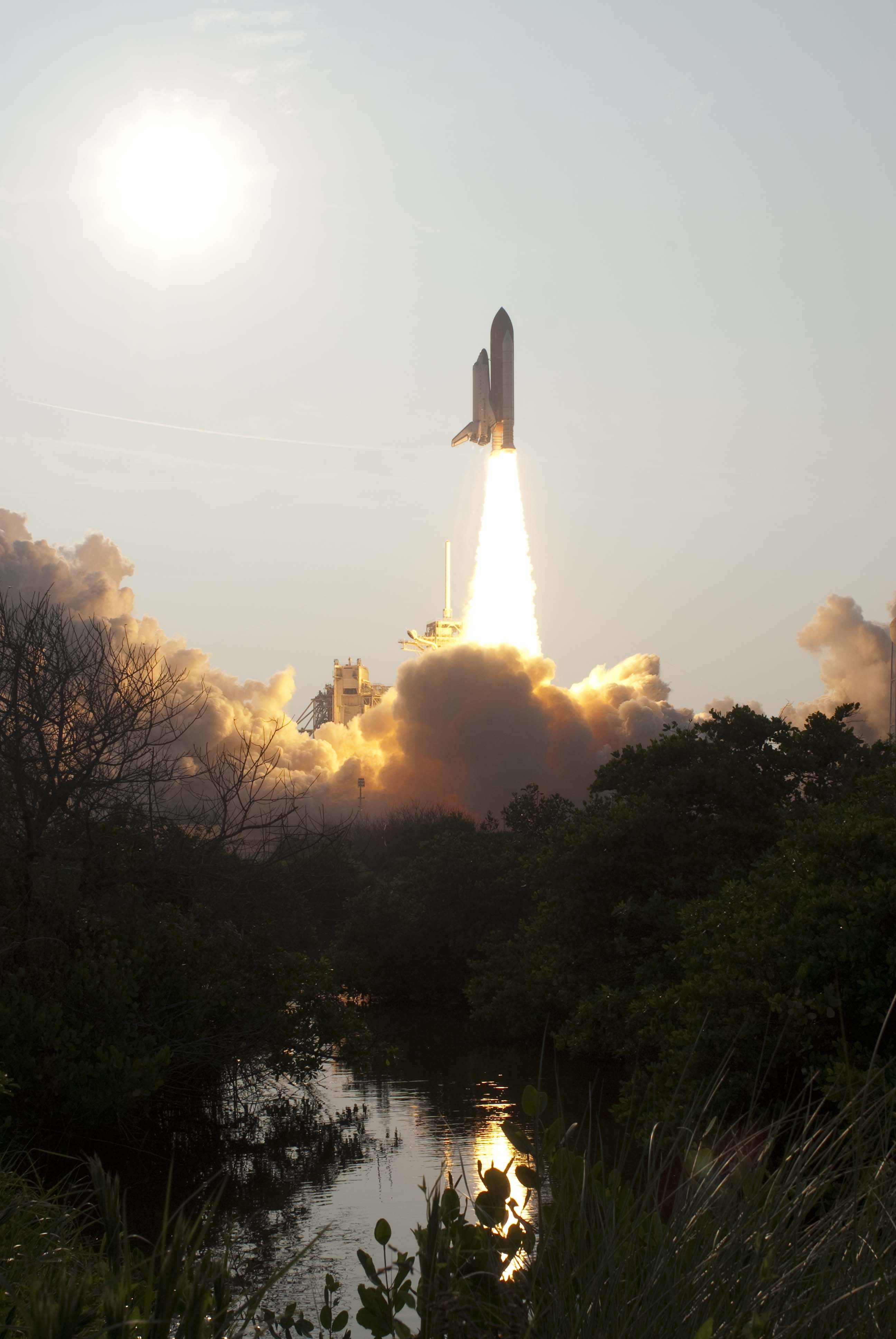 how many space shuttle missions were successfully completed - photo #18
