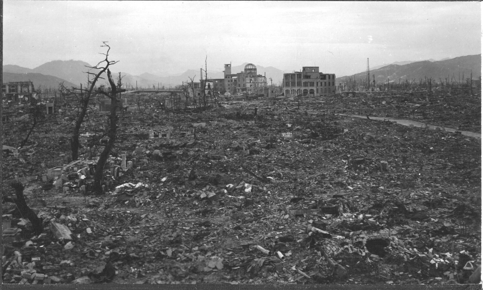 Nagasaki bombing date in Perth