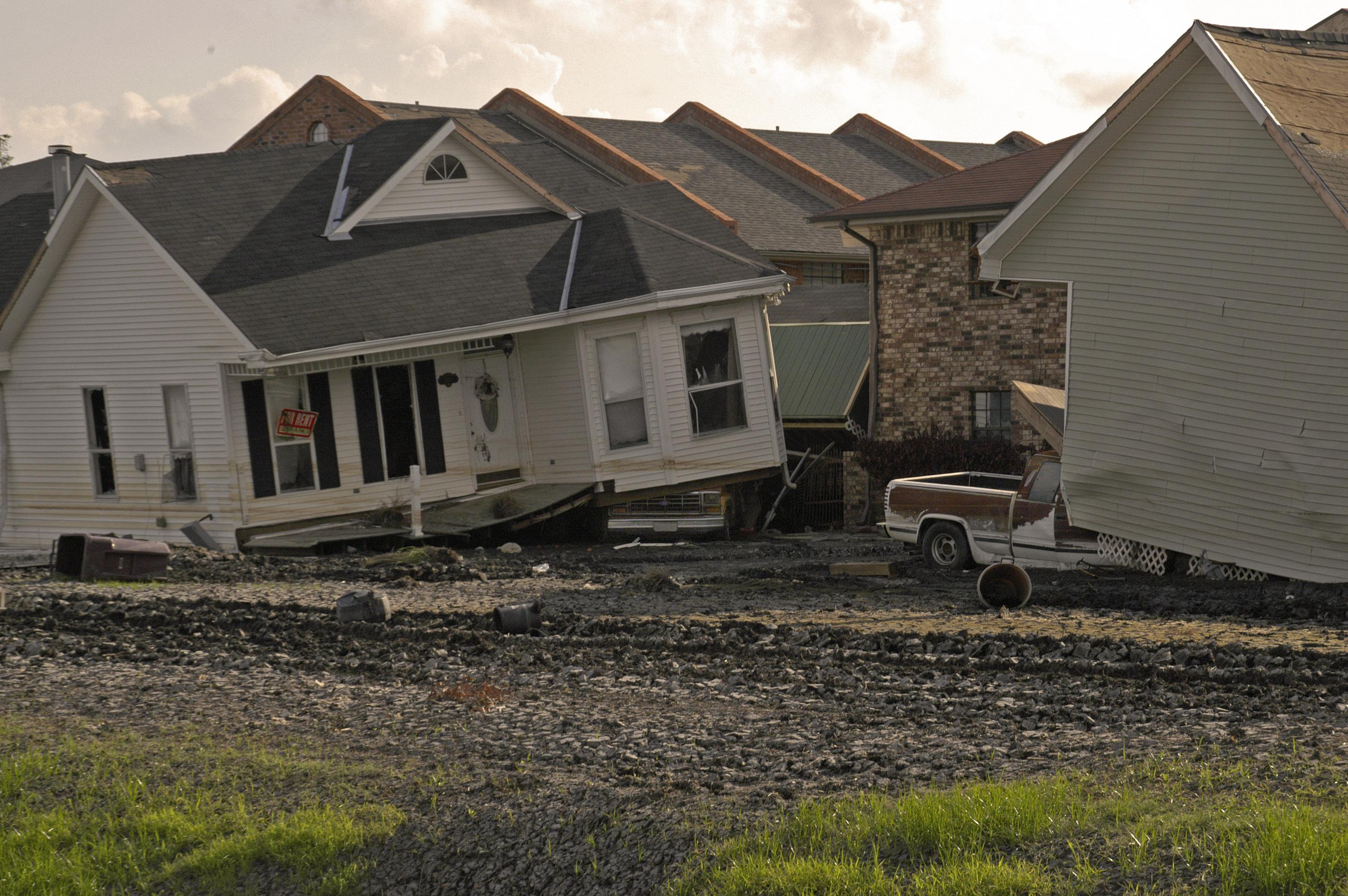 Remembering hurricane katrina photos the unwritten record for Katrina home