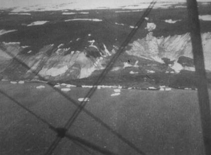 Still from in-flight footage.