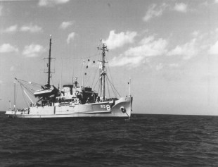 255-CB-86-H-128: The Preserver focused its search on the Atlantic Ocean floor, 16 to 18 miles off the coast of Cape Canaveral in water 120 feet deep.