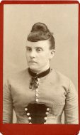 Emma Kent, a shover of counterfeit coin, was arrested on December 23, 1889 in Eldred, Pennsylvania.