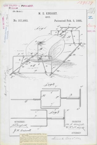 M. E. Knight's Spit https://catalog.archives.gov/id/12007672