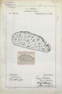 G. L. Witsil's Sandwiched Bread https://catalog.archives.gov/id/6277649