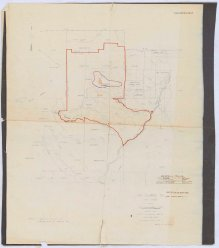 1950 Census E.D. Map Los Alamos County, New Mexico