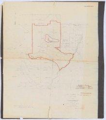 1950 Census E.D. Map Los Alamos County, New Mexico
