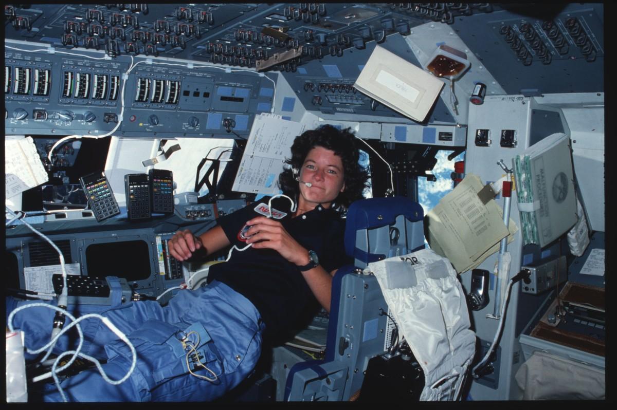 nasa female pilot - photo #9