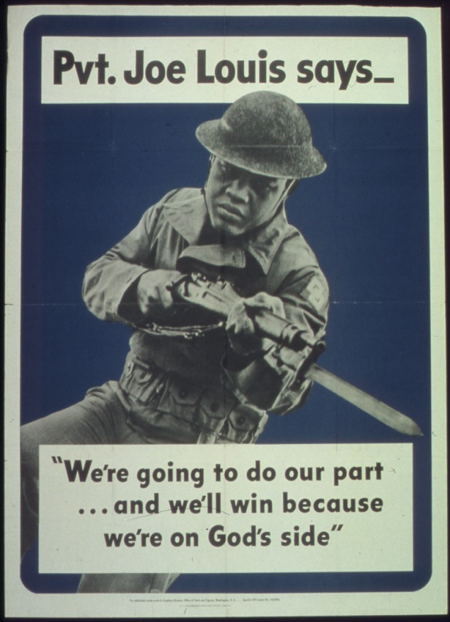 World War II recruitment poster. (44-PA-87.)