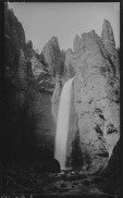 Tower Falls, Yellowstone National Park. 57-HS-357