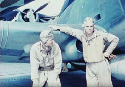 Ensign Harold John Ellison and Carneiro (Not Missing)
